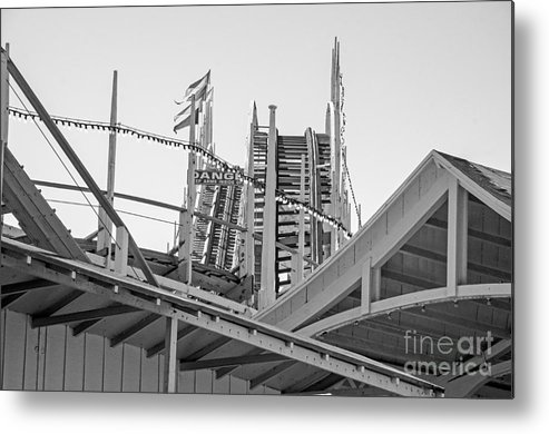 San Diego Metal Print featuring the photograph Dipper-2 by Baywest Imaging