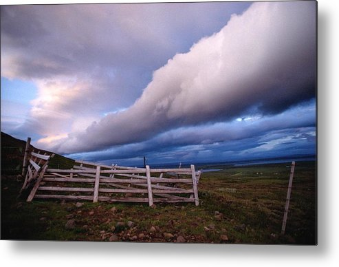 Europe Metal Print featuring the photograph Dramatic Cloud Formations by Medford Taylor