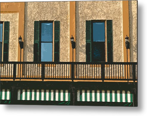 Bar Photographs Metal Print featuring the photograph Morning Above The Bar 2 by Bill Owen