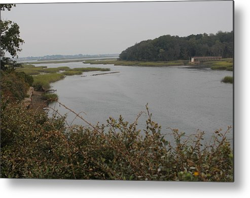 Moultrie Creek Metal Print featuring the photograph Moultrie Creek by Rod Andress