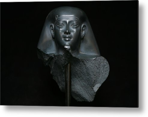 Pharaoh Metal Print featuring the photograph Pharaoh by One Rude Dawg Orcutt