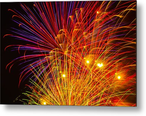4th Of July Metal Print featuring the photograph Proud To Be American by Joshua Dwyer