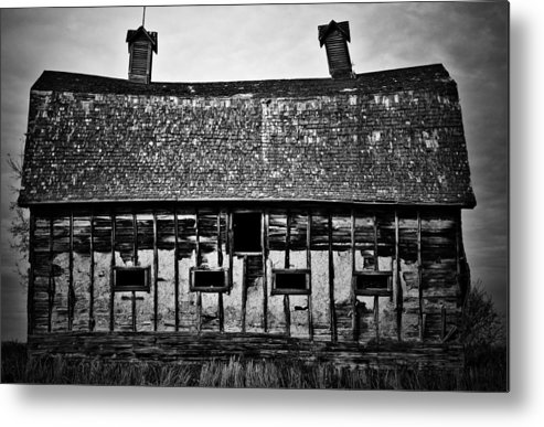 Photographer Metal Print featuring the photograph Requiem Hall by The Artist Project