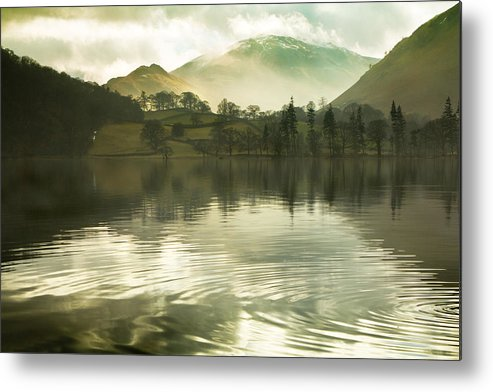 Horizontal Metal Print featuring the photograph Sandwick View by Phil Buckle