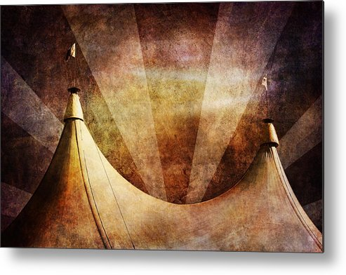 Circus Metal Print featuring the photograph Showtime by Andrew Paranavitana