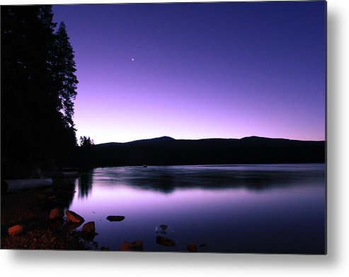 Sunrise Metal Print featuring the photograph Sunrise by Lee Amerson