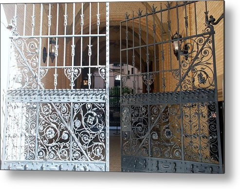 Colors Metal Print featuring the photograph The Dakota Gates by Rob Hans
