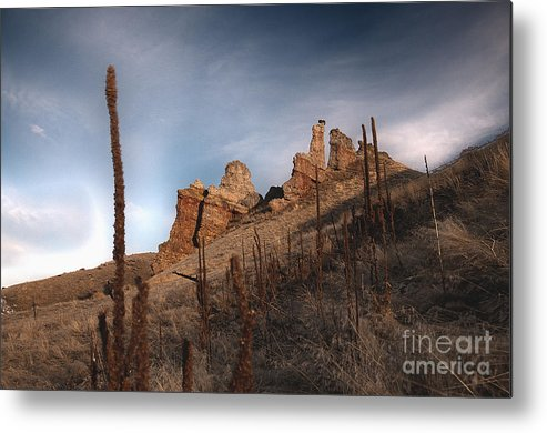 Hdr Metal Print featuring the photograph The Witches by Earl Nelson