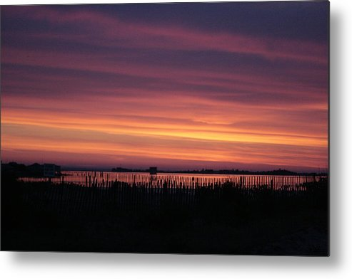 Sunrise Metal Print featuring the photograph Dawns Early Light by Christopher Kirby