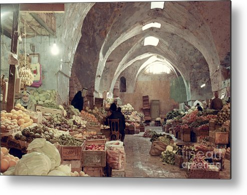 1970 Metal Print featuring the photograph Holy Land: Jerusalem by Granger