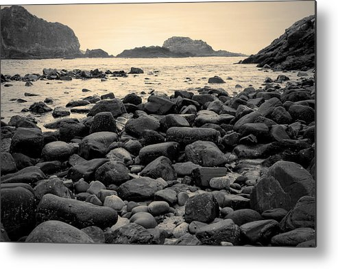 Sea Metal Print featuring the photograph Sea by Pedro Blazquez Gutierrez