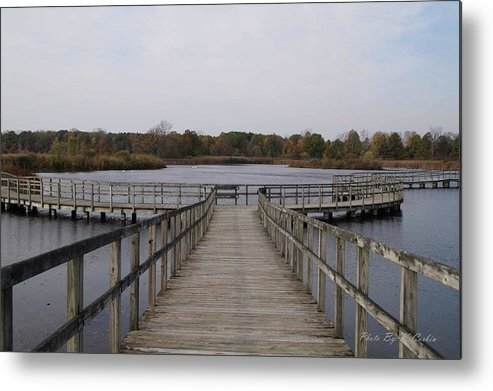 Fall Colors Metal Print featuring the photograph Fall by Karla Corbin