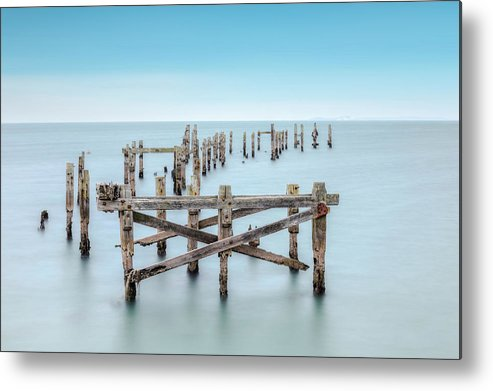 Swanage Metal Print featuring the photograph Swanage - England by Joana Kruse