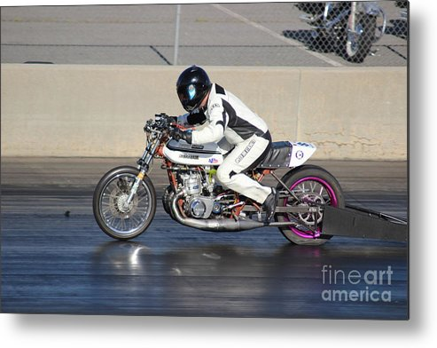 Manufacturers Metal Print featuring the photograph Man Cup 08 2016 By Jt by Jack Norton