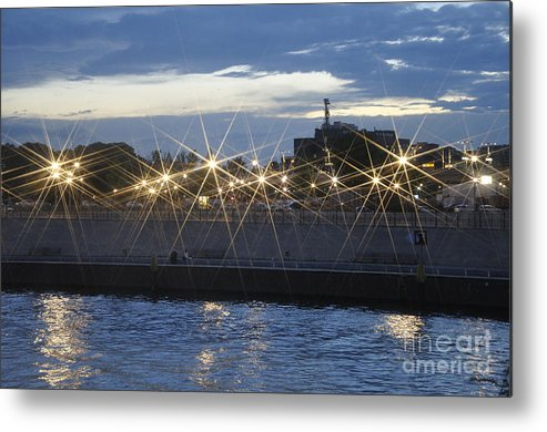 Berlin Metal Print featuring the photograph Berlin by LS Photography