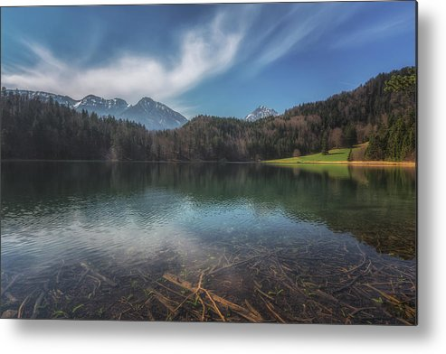 Alatsee Metal Print featuring the photograph Alatsee by Chris Fletcher