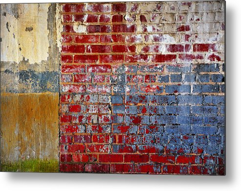 Skip Hunt Metal Print featuring the photograph America by Skip Hunt
