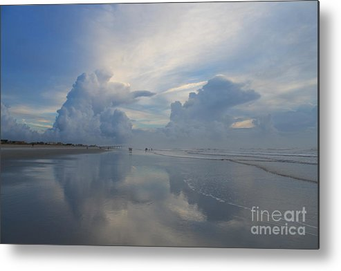 Metal Print featuring the photograph Another World by LeeAnn Kendall