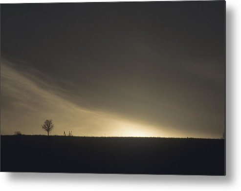 Night Metal Print featuring the photograph Approaching Night by Lynard Stroud