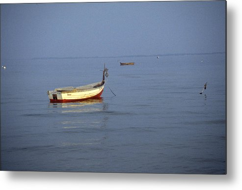 Baltic Sea Metal Print featuring the photograph Baltic Sea by Flavia Westerwelle