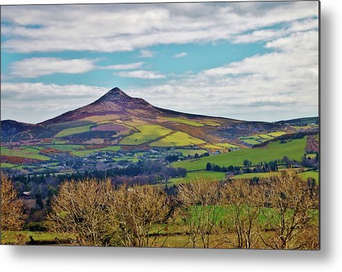 Sugarloaf Mountain Metal Print featuring the photograph Big Sugarloaf Mountain by Marisa Geraghty Photography