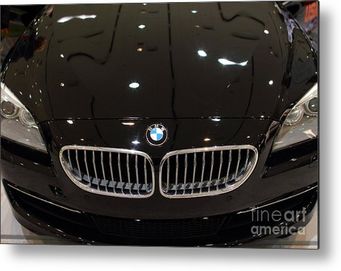 Transportation Metal Print featuring the photograph Bmw . 7d9566 by Wingsdomain Art and Photography
