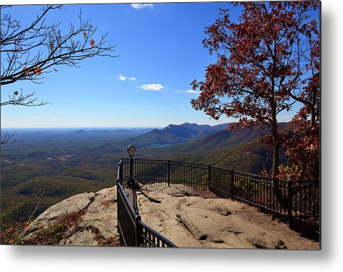 Caesars Metal Print featuring the photograph Caesars Head State Park by Jill Lang