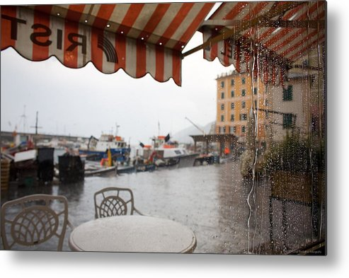 Italy Metal Print featuring the photograph Camogli 2 by Luigi Barbano BARBANO LLC