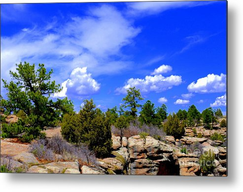 Canyon Metal Print featuring the photograph Canyon by Patrick Short