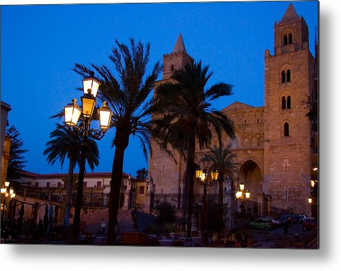 Cefalu Metal Print featuring the photograph Cefalu by Carlo Greco