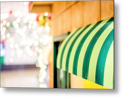 Christmas Metal Print featuring the photograph Christmas Time 9 by Jijo George