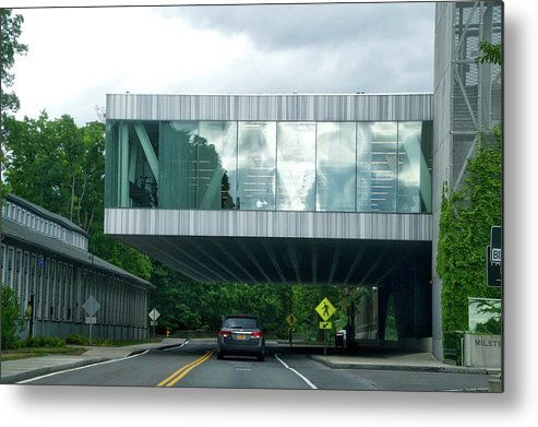 Cornell University Metal Print featuring the photograph Cornell University Ithaca New York 05 by Thomas Woolworth