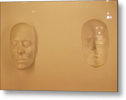 Jez C Self Metal Print featuring the photograph Fading In Out by Jez C Self