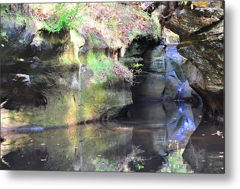 Gorge Metal Print featuring the photograph Gorgeous Reflections by Peter McIntosh