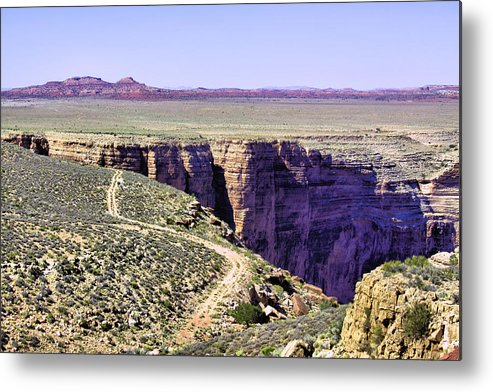 Grand Canyon Metal Print featuring the photograph Grand Canyon 2268 by Sharon Broucek