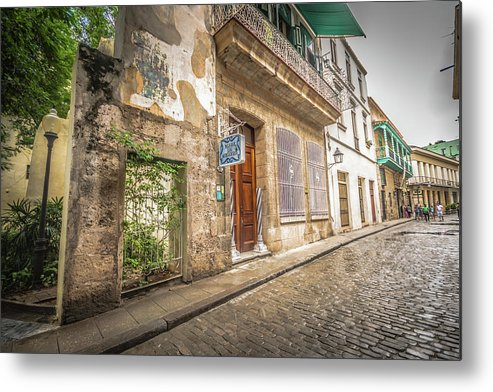 Havana Metal Print featuring the photograph Havana by Bill Howard