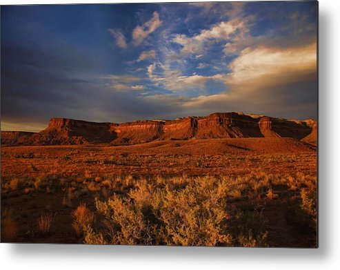 Canyonlands Metal Print featuring the photograph Island In The Sky by Nick Roberts