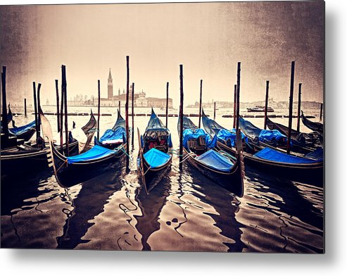 Venice Metal Print featuring the photograph Just Sail by Radek Spanninger
