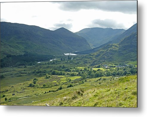 Black Valley Metal Print featuring the photograph Kerrys Black Valley by Martina Fagan