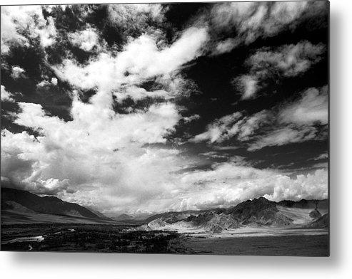 Ladakh Metal Print featuring the photograph Ladakh by Patrick Klauss