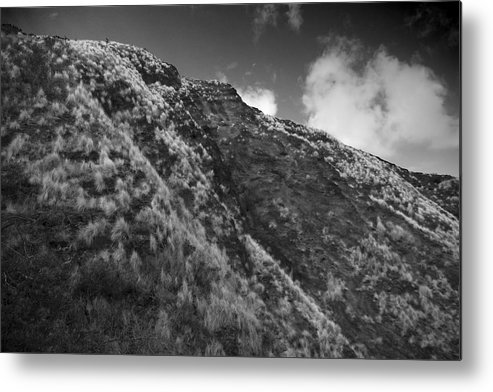 Mountain Metal Print featuring the photograph Landscape by Wes Shinn