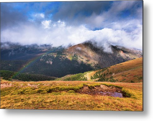 Metal Print featuring the photograph Lasting Wonders by Everett Houser