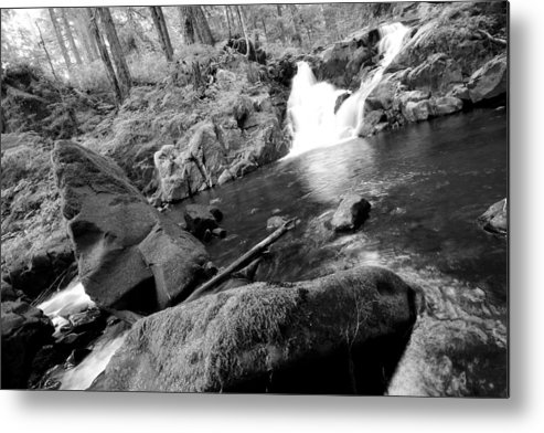 Adventure Metal Print featuring the photograph Lover's Lane Loop Six by Nicholas Miller