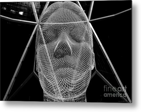 Art Metal Print featuring the photograph Mind Expansion by Peter Jamieson
