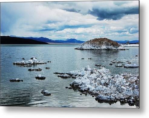 Mono Lake Metal Print featuring the photograph Mono by Jessica Roth