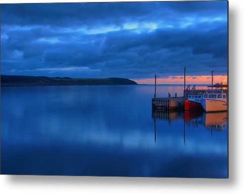 Cape Breton Metal Print featuring the photograph Morning In Cape Breton by Joe Ng