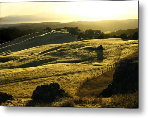 Nappa Valley Metal Print featuring the photograph Napa Valley by Hans Jankowski