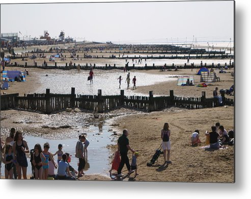 Jez C Self Metal Print featuring the photograph Not Much Has Changed by Jez C Self
