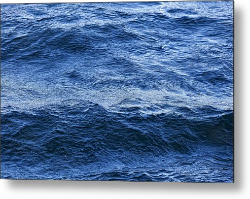Waves Metal Print featuring the photograph One Very Short Moment by Robert Ullmann