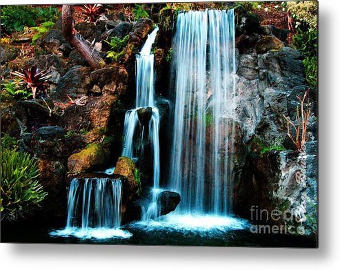 Clay Metal Print featuring the photograph Peaceful Escape by Clayton Bruster
